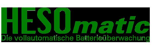 HESOmatic - Die vollautomatische Batterieüberwachung
